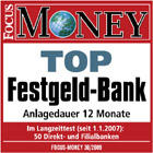 Mercedes Bank Festgeld
